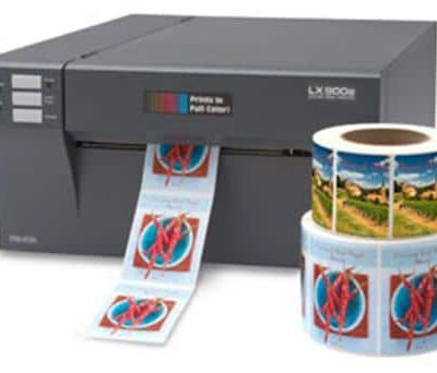 Primera LX900e Colour Label Printer